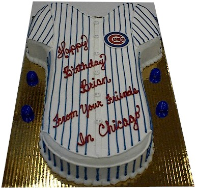 Custom Birthday Cakes Chicago Suburbs