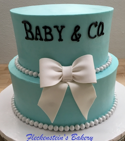 Baby Bump Cake Servings