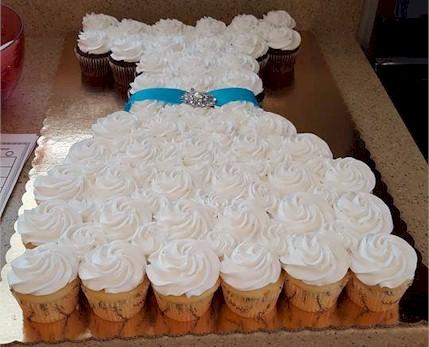Bridal Shower Cakes- Fleckenstein\'s Bakery Mokena, Illinois ...