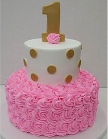 Birthday First Fleckensteins Bakery Mokena Illinois