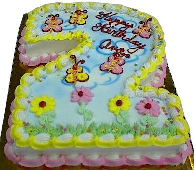 Number Shapes Cakes Fleckensteins Bakery Mokena Illinois