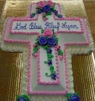 Orland Bakery Communion Cake